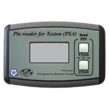 Picture of PIN Reader for Texton (PSA Peugeot Citroën)