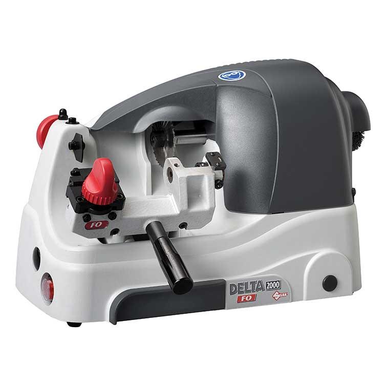 tibbe key cutting machine