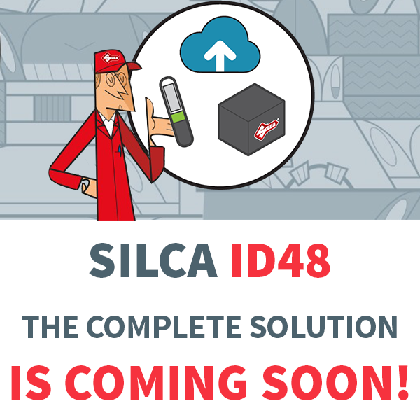 New ID48, the complete automotive cloning solution by Silca