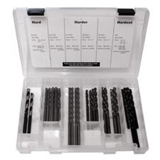 Picture of Carbide Safe Drilling Bit Kit - 26 Pieces