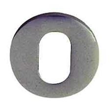 Picture of Oval Lock Raised Escutcheon