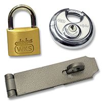 Picture for category Padlocks & Hasps