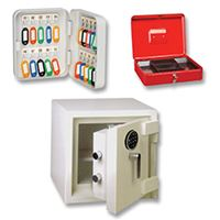 Picture for category Cash Boxes, Key Cabinets & Mail Boxes