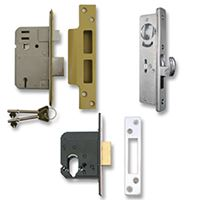 Picture for category Mortice Locks & Lockcases