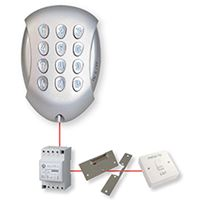 Picture for category Keypads & Proximity Kits