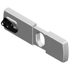 Picture of DISEC Mini-Magnet Escutcheon - For Shutter Lock - 162 x 60mm
