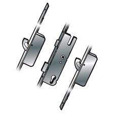 Picture of GU Ferco 2 Rhinobolts Multi-Point Lock - 28mm Backset (Europa)