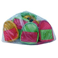 Picture of Small Nylon Brightly Coloured Bag