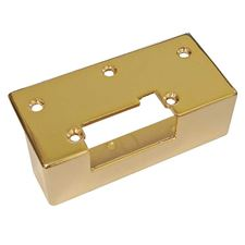 Picture of Surface Rim Case For Strike - Polished Brass