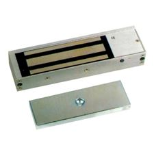 Picture of STANDARD Electro-Magnetic Lock - 12/24V DC - 500KG