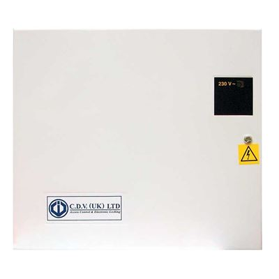 Picture of 2A 12v DC Power Supply Unit (Standard Metal Case)