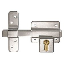 Picture of AZBE 22 Multi-Purpose Gate Lock with Security Bolt