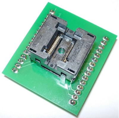 Picture of NEC IC Socket
