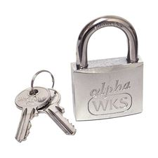 Picture of WKS Marine Padlocks - Keyed Alike - Boxed