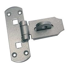 """Picture of Horlyn 152mm (6"""") Heavy-Duty Vertical Open Type Hasp"""