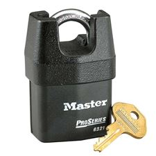 Picture of 54mm Master ProSeries 6321 Re-Keyable Close Shackle Padlock