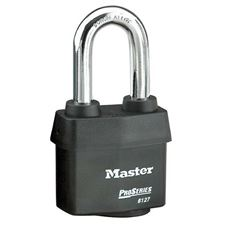 Picture of 66mm Master ProSeries 6127LJ Re-Keyable Long Shackle Padlock