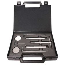 Picture of Curtain Pick Set - 5 gauge, 6 gauge, 7 gauge (Full Set)