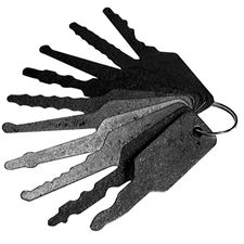 Picture of Car Key Jigglers (Set Of 10)