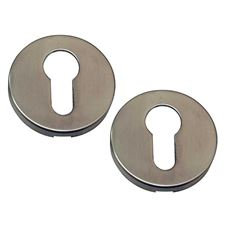 Picture of WKS Euro Escutcheon 52x8mm (Pair)