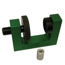 Picture of Discbuster Disk-Style Padlock Drill Jig