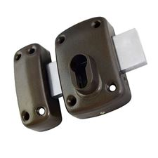 Picture of IFAM X5 Euro Profile Rim Gate Lock