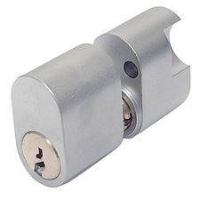 Picture of ASSA 5 Pin External/Internal Scandinavian Double Cylinder (SC)