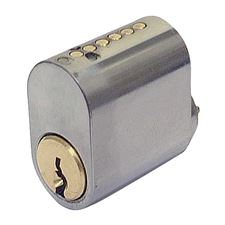 Picture of ASSA 6 Pin External Scandinavian Single Cylinder (SC)