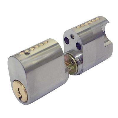 Picture of ASSA 6 Pin External/Internal Scandinavian Double Cylinder (SC)