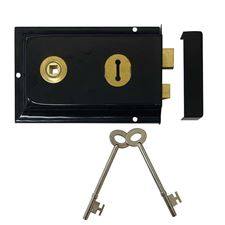 Picture of Century Rim Lock - Boxed