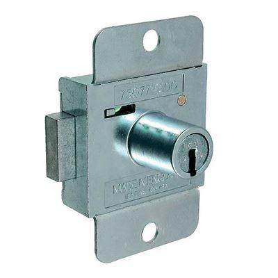 Picture of 7 Lever Dead Bolt Rim Lock KA - 17mm Nozzle