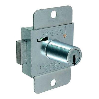 Picture of 7 Lever Dead Bolt Rim Lock KA - 23.3mm Nozzle