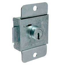 Picture of 7 Lever Spring Bolt Rim Lock - 6.7mm Nozzle