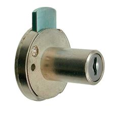 Picture of 26mm Rim Lock Vertical Orientation - Cylindrical Head (Screw Fix)