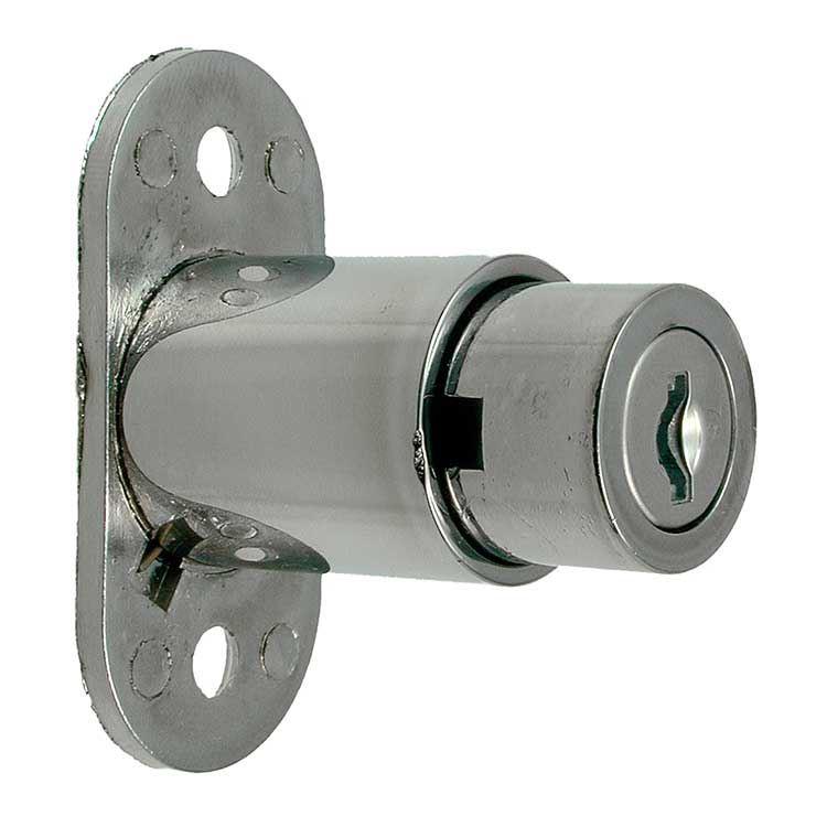 26mm Sliding Door Lock Double Flange Fix Keyprint