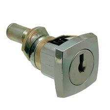 Picture of 23.5mm Multi-Drawer Cam Lock - Square Head (Snap-In Fix)
