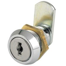 Picture of 19.5mm Disk Tumbler Cam Lock - KA