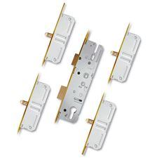 Picture of KFV 4 Pin Bolts Multi-Point Lock - 35mm Backset
