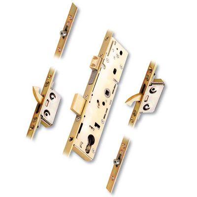 Picture of ERA 2 Hookbolts & 2 Rollers Multi-Point Lock - 28mm Backset
