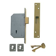 "Picture of Union C-Series 73mm (3"") Detainer Mortice Deadlock"
