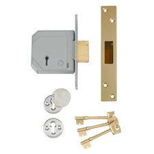 Picture of Union C-Series British Standard 5 Lever Mortice Deadlocks - Boxed