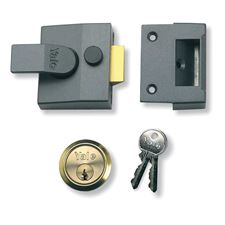Picture of Yale 85 Deadlocking Nightlatch - Boxed