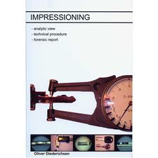 "Picture of Book ""Impressioning"", English, O. Diederichsen"