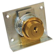 Picture of AGA Drawer Lock For Wood Furniture