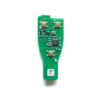Picture of TA12 - Transponder for Mercedes Chrome Case Style