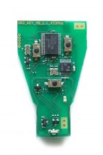 Picture of TA13 - Transponder for Mercedes Black Case Style