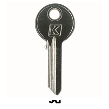 Picture of Keyprint YA1 Cylinder Key Blank for Yale