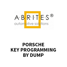Picture of KT012 AVDI BCM & Key Programming by Dump for Porsche