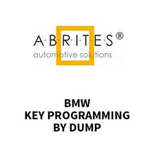 Picture of BN013 AVDI Key Preparation by Dump of CAS4 for BMW, Mini