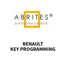 Picture of RR012 AVDI Key Learning for Renault